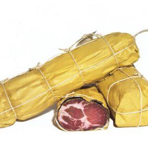 Capocollo Toscano (al finocchio o al pepe)